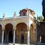 Монастырь Влатадон.Салоники.,.