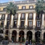 Королевской площади архитектура