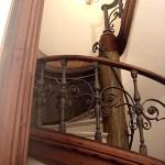 Музей Пикассо,интерьер, лестница