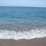 На берегу Средиземного моря, Барселона
