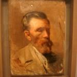 Портрет отца, 1876 год-Пикассо