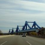 По дороге к Фигерасу, мосты