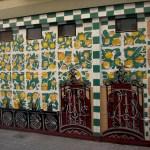 Граффити Ресторанчика возле Дома Висенс