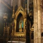 Храмы Барселоны, святые интерьеры