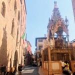 Городской пейзаж-Урбино-Верона ,заказать картину