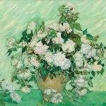 Vincent Van Gogh- Still Life Vase with Roses- National Gallery, Washington DC (Gift of Pamela Harriman)