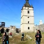 Команда изучает руины Армянского собора