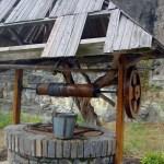 Старый колодец