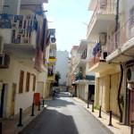 Город Манавгат,улочки