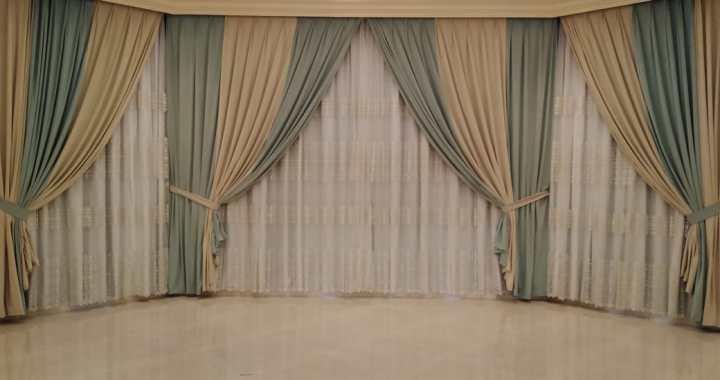 Curtain Installation Services In Abu Dhabi