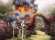 War on Kinkade by Jeff Bennett
