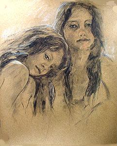 Margot-hattingh-two-sisters