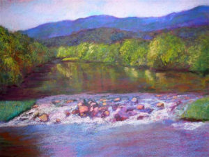 120106_paul-demarrais-pastel-painting