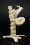 david-nibgoarsi-antler-inuit-sculpture