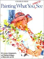 charles-reid_painting what you see