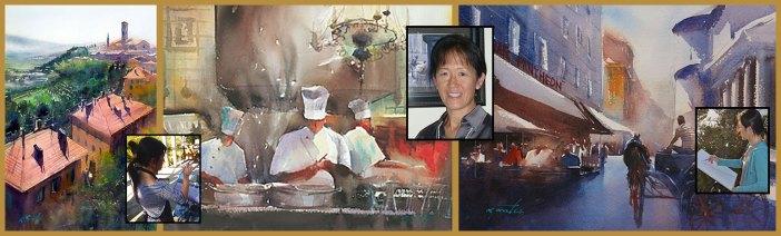 Keiko Tanabe workshops