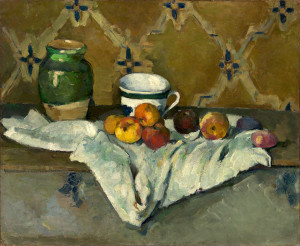 paul-cezanne_still-life-with-jar-cup-and_apples_ca.1877