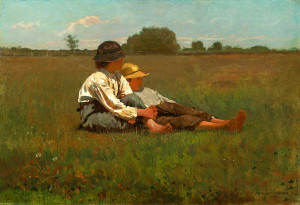 Winslow-Homer_Boys-in-a-Pasture