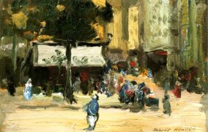 robert-henri_street-corner-in-paris-1896