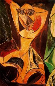pablo-picasso_nude-with-raised-arms-the-avignon-dancer-1907