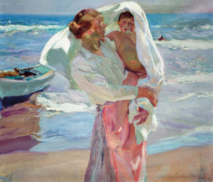 sorolla_after-bathing