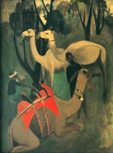 amrita-sher-gil_camels