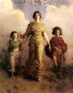 Abbott-Handerson-Thayer_A-Virgin