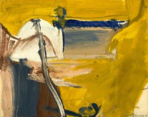 de-kooning_oil-on-paper_untitled_1958