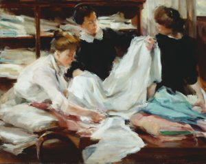 Elizabeth_Sparhawk-Jones_Shop-Girls_1912