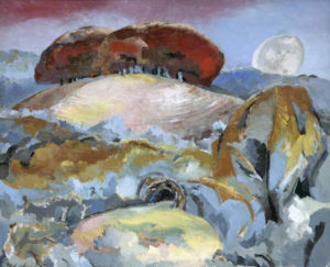 paul-nash_landscape-of-the-moons-last-phase