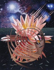 james-rosenquist_welcome-to-the-water-planet_1987