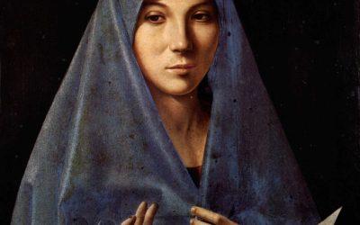 Lisa Sanditz on Antonello da Messina