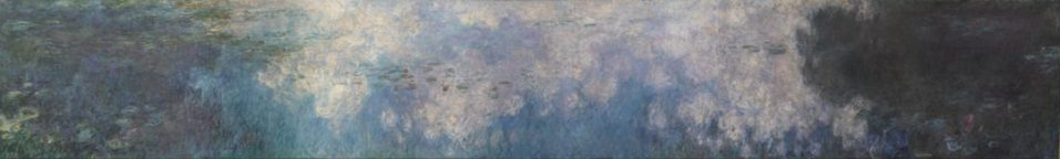 Claude_Monet_-_The_Water_Lilies_-_The_Clouds_1920-1926
