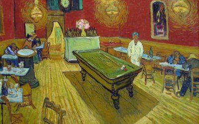 Joseph Santore on Vincent van Gogh