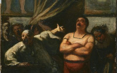 Barry Nemett on Honore Daumier
