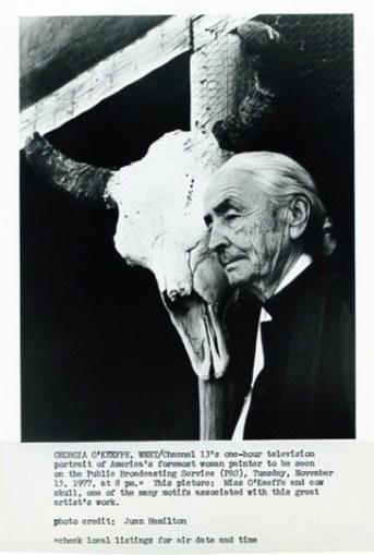 O'Keeffe, B&W PHOTO002