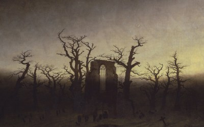 Rosalyn Schwartz on Caspar David Friedrich
