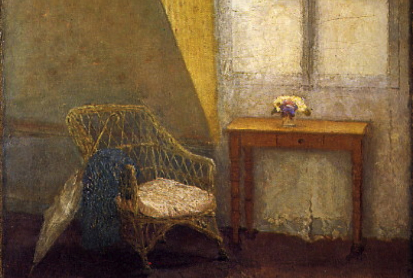 Barry Nemett on Gwen John