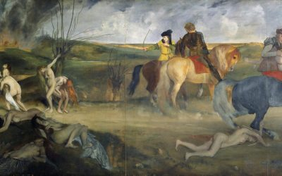 Sophia Narrett on Edgar Degas