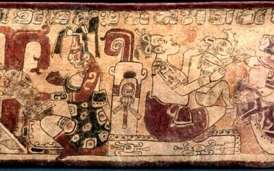 Michelle Stuart on Maya Art