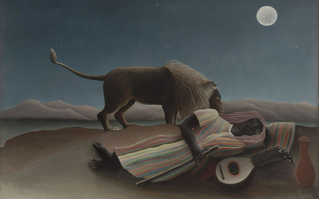 Suzanne Unrein on Henri Rousseau