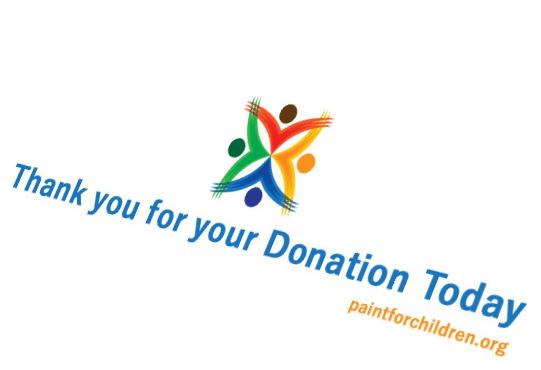 Paint for Children Donation Gateway