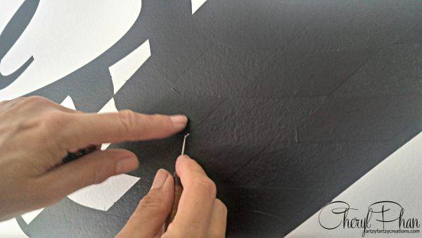Race Car Boys Room Cheryl Phan Stencil