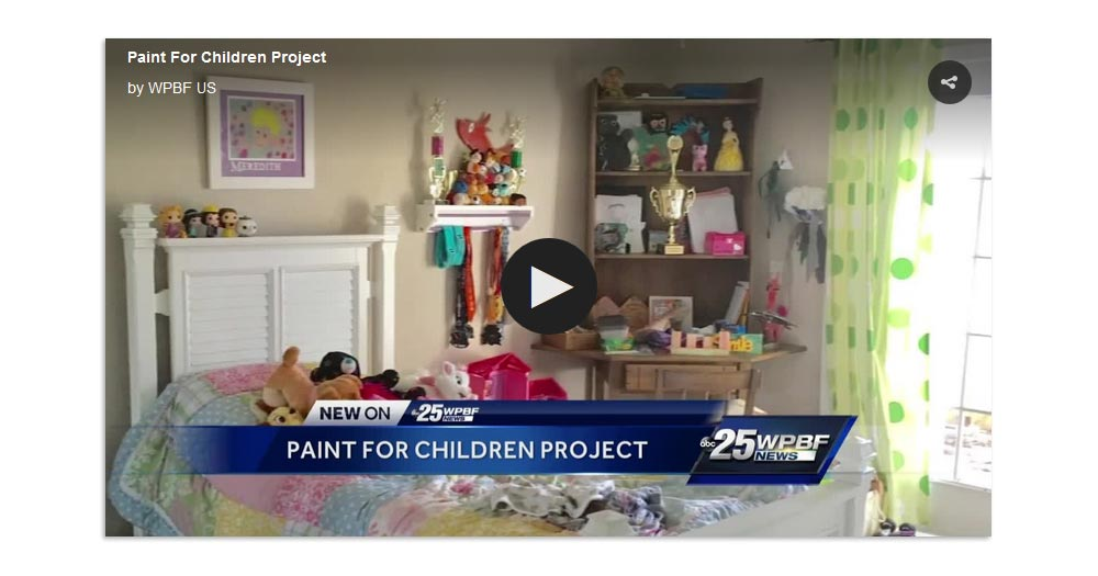 Florida-NPO-Volunteers-transform-bedroom-ABC25WPBF-NEWS