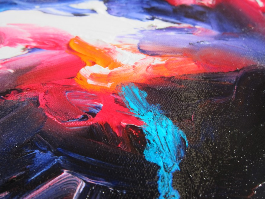 Detail shot of 'Ever'