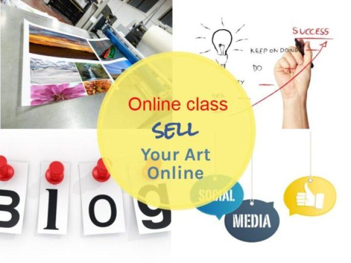 Online Class: Sell your Art online