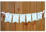 {FREE PRINTABLE} Easter Banner