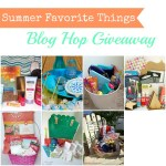 My Summer Favorites Giveaway