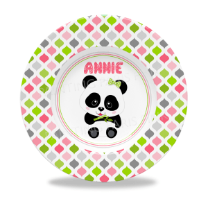 Panda Dinner Bowl