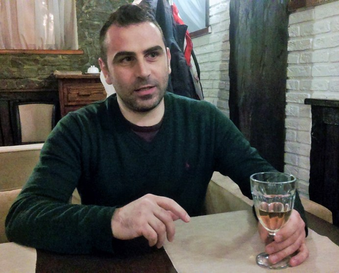 Интервью с Лучо Джулиодори